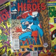 Cómics: EN BUSCA DE LA GEMA SANGRIENTA - SERIE COMPLETA DE 3 NUMEROS (CAPITAN AMERICA) MARVEL HEROES. Lote 26699692