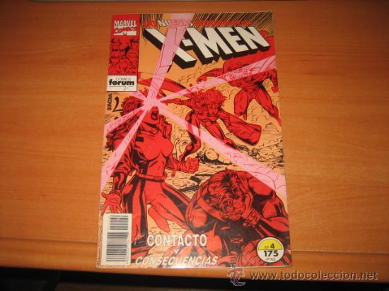 X-MEN Nº 4 CONTACTO Y CONSECUENCIAS (Tebeos y Comics - Forum - X-Men)