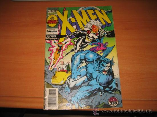 X-MEN Nº 1 48 PAGINAS ESPECIALES (Tebeos y Comics - Forum - X-Men)