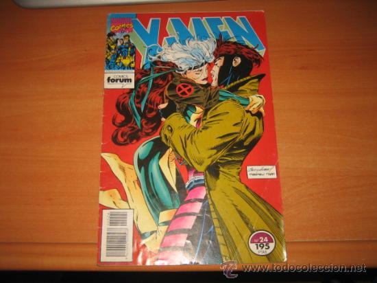 X-MEN Nº 24 (Tebeos y Comics - Forum - X-Men)