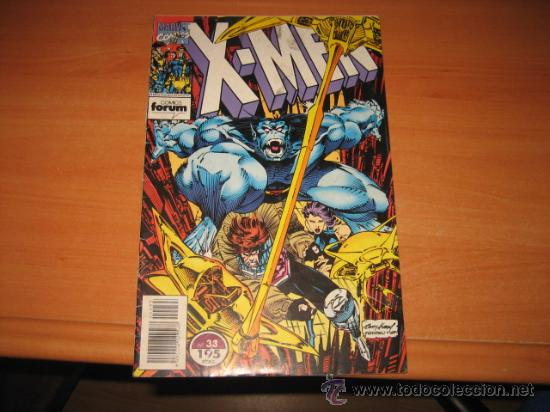 X-MEN Nº 33 (Tebeos y Comics - Forum - X-Men)