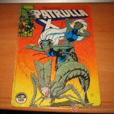 Cómics: LA PATRULLA X Nº 20 . Lote 25285736