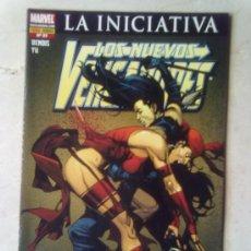 Cómics: LOS NUEVOS VENGADORES -LA INICIATIVA- Nº 27. Lote 20573801