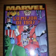 Cómics: EDICIONES FORUN LIBRO COMIC MARVEL LO MEJOR DE 1997. Lote 20587814