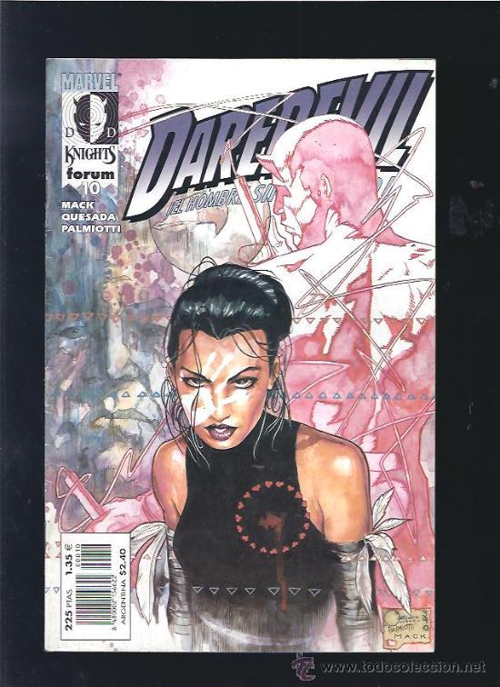 MARVEL KNIGHTS DAREDEVIL 10 (Tebeos y Comics - Forum - Daredevil)
