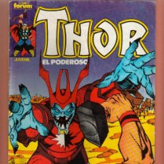Cómics: THOR EL PODEROSO Nº 33 1º EDICION DE COMICS FORUM. Lote 20827875