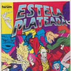 Cómics: ESTELA PLATEADA Nº 8.. Lote 20860143