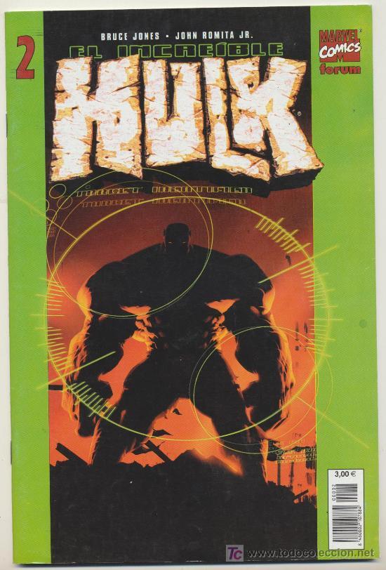 EL INCREIBLE HULK Nº 2. (Tebeos y Comics - Forum - Hulk)