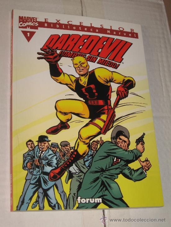 BIBLIOTECA MARVEL DAREDEVIL Nº 1 (Tebeos y Comics - Forum - Daredevil)