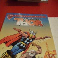 Cómics: COMIC SUPERHEROES MARVEL FORUM: BIBLIOTECA MARVEL THOR 4 NUEVO XX. Lote 22317247