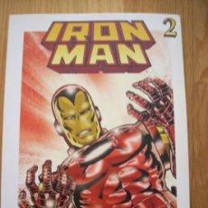 Cómics: IRON MAN 2 (BIBLIOTECA EL MUNDO 18 _ MARVEL). . Lote 21054397