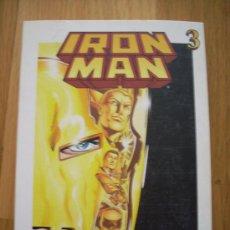 Cómics: IRON MAN 3 (BIBLIOTECA EL MUNDO 19 _ MARVEL). . Lote 21054406