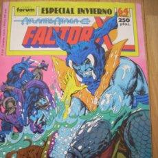 Cómics: FACTOR X, ESPECIAL INVIERNO - ATLANTIS ATACA - 64 PÁGINAS. Lote 21073856
