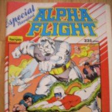 Cómics: ALPHA FLIGHT - ESPECIAL NAVIDAD - . Lote 21074182