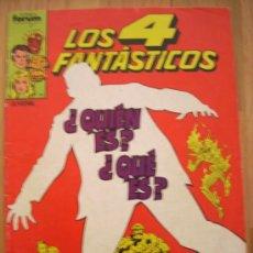 Cómics: LOS 4 FANTASTICOS Nº 19 - . Lote 21074322