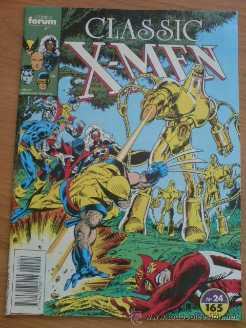 CLASSIC X-MEN X MEN 24 FORUM (Tebeos y Comics - Forum - X-Men)