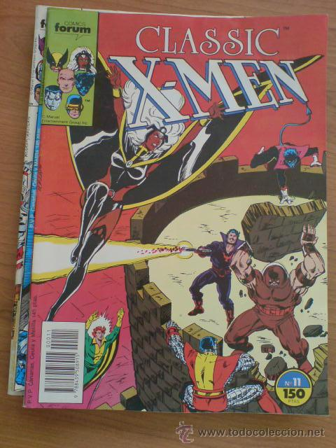 CLASSIC X-MEN X MEN 11 FORUM (Tebeos y Comics - Forum - X-Men)