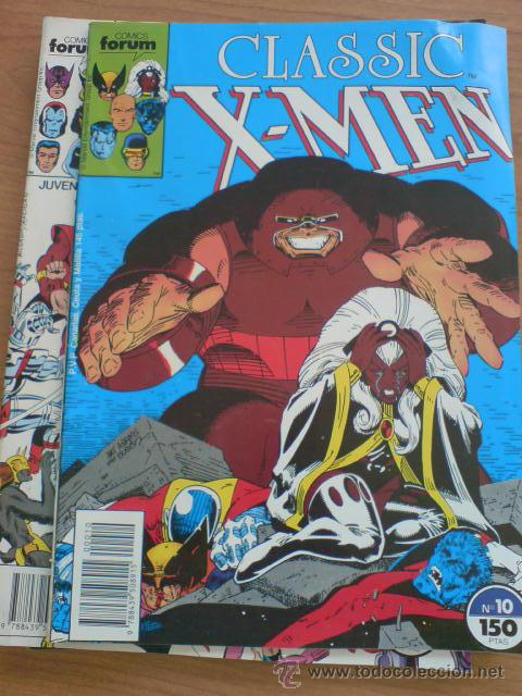CLASSIC X-MEN X MEN 10 FORUM (Tebeos y Comics - Forum - X-Men)
