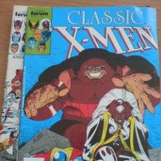 Cómics: CLASSIC X-MEN X MEN 10 FORUM. Lote 21202764
