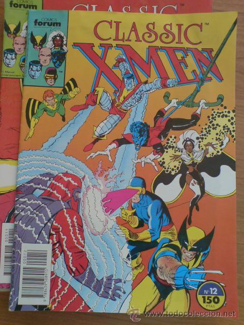 CLASSIC X-MEN X MEN 12 FORUM (Tebeos y Comics - Forum - X-Men)