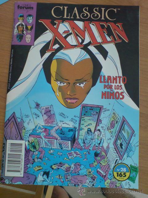 CLASSIC X-MEN X MEN 28 FORUM (Tebeos y Comics - Forum - X-Men)