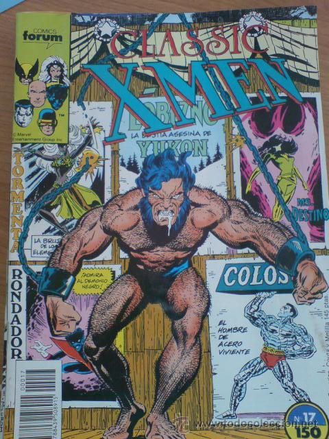 CLASSIC X-MEN X MEN 17 FORUM (Tebeos y Comics - Forum - X-Men)