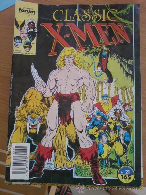 CLASSIC X-MEN X MEN 21 FORUM (Tebeos y Comics - Forum - X-Men)