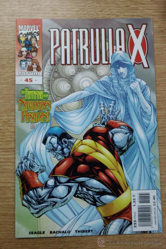 PATRULLA X VOL 2 #45 (Tebeos y Comics - Forum - Patrulla X)