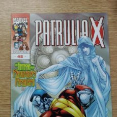 Cómics: PATRULLA X VOL 2 #45. Lote 21262998