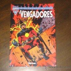 Cómics: BIBLIOTECA MARVEL - LOS VENGADORES Nº 14. Lote 25919046