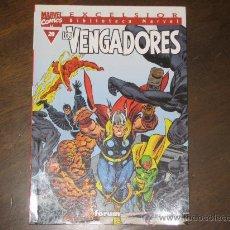 Cómics: BIBLIOTECA MARVEL - LOS VENGADORES Nº 20. Lote 25919047