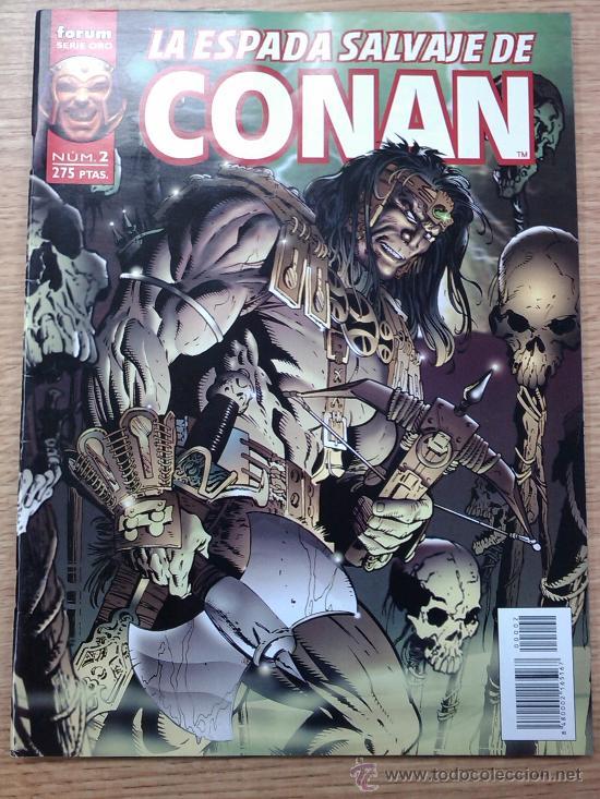 ESPADA SALVAJE DE CONAN VOL 2 #2 (Tebeos y Comics - Forum - Conan)