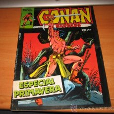 Cómics: CONAN EL BARBARO ESPECIAL PRIMAVERA . Lote 21457203