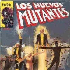 Cómics: LOS NUEVOS MUTANTES . Nº 21. Lote 21497916