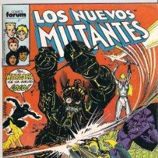 Cómics: LOS NUEVOS MUTANTES . Nº 35. Lote 21497925