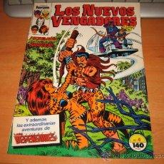 Cómics: LOS NUEVOS VENGADORES Nº 4. Lote 21657079
