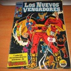 Cómics: LOS NUEVOS VENGADORES Nº 10. Lote 21658231