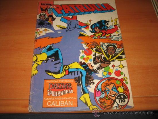 LA PATRULLA X Nº 9 (Tebeos y Comics - Forum - Patrulla X)
