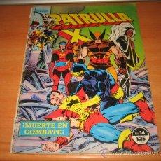 Cómics: LA PATRULLA X Nº 14. Lote 25285775