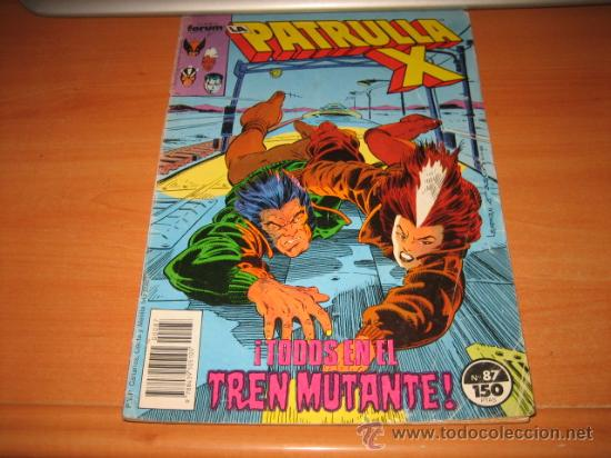 LA PATRULLA X Nº 87 (Tebeos y Comics - Forum - Patrulla X)