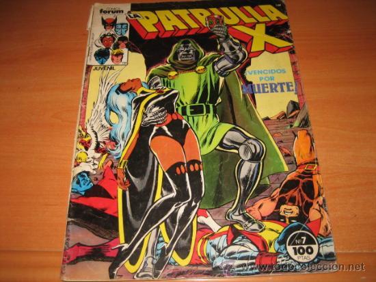 LA PATRULLA X Nº 7 (Tebeos y Comics - Forum - Patrulla X)