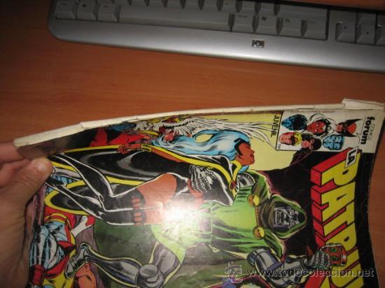 Cómics: LA PATRULLA X Nº 7 - Foto 3 - 25285831