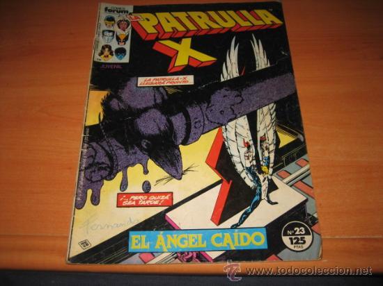 LA PATRULLA X Nº 23 (Tebeos y Comics - Forum - Patrulla X)