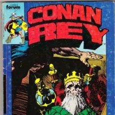 Cómics: CONAN REY, NÚMEROS 61,62,63,64 Y 65 EN UN TOMO.. Lote 27462277