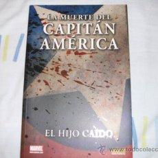 Cómics: LA MUERTE DEL CAPITAN AMERICA, EL IDOLO CAIDO, TOMO PANINI . Lote 26384848