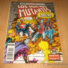 Cómics: LOS NUEVOS MUTANTES Nº 45 EDICION BIMESTRAL. Lote 21849371