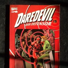 Cómics: DARDEVILL DAN DEFENSOR. Nº 15. Lote 21955736
