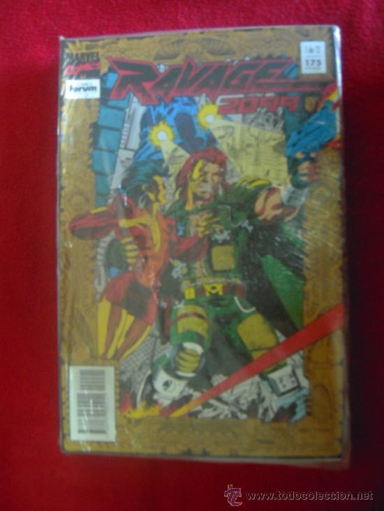 RAVAGE 2099 - COMPLETA 12 NUMEROS (Tebeos y Comics - Forum - Otros Forum)