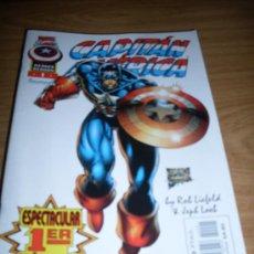 Cómics: FORUM CAPITAN AMERICA DEL 1 AL 11 MUY BUEN ESTADO. Lote 22079129