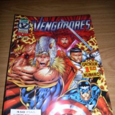 Cómics: FORUM LOS VENGADORES DEL 1 AL 10 MUY BUEN ESTADO. Lote 25519450